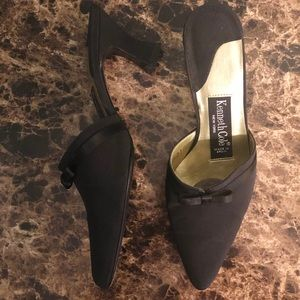 Kenneth Cole New York Mule With Small Heel